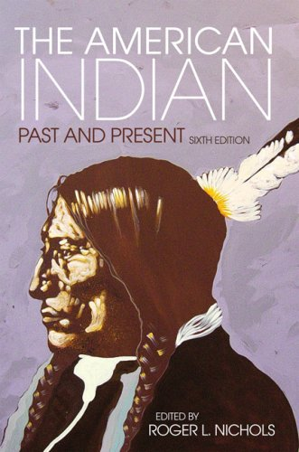 American Indian Past and Present 6th 2008 edition cover