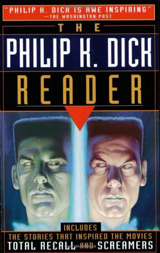 Philip K. Dick Reader   1987 edition cover