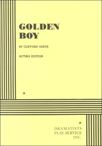Golden Boy  N/A edition cover