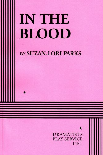 In the Blood   2000 edition cover