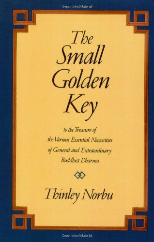 Small Golden Key   1993 (Reprint) 9780877738565 Front Cover