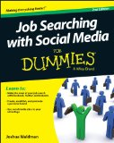 Job Searching with Social Media for Dummies�  2nd 2013 edition cover