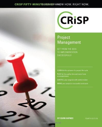 Project Management, Fourth Edition  4th 2009 9781426018565 Front Cover
