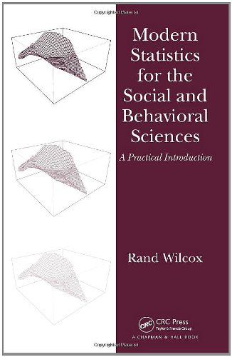 Modern Statistics for the Social and Behavioral Sciences A Practical Introduction  2011 edition cover