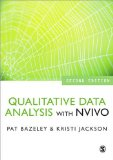 Qualitative Data Analysis with Nvivo  2nd 2013 edition cover