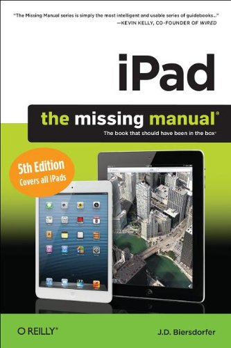 iPad  5th 2012 edition cover