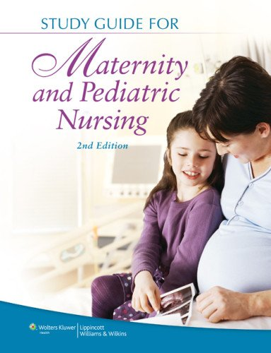 Maternity and Pediatric Nursing  2nd 2013 (Revised) edition cover