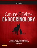 Canine and Feline Endocrinology  4th 2015 edition cover