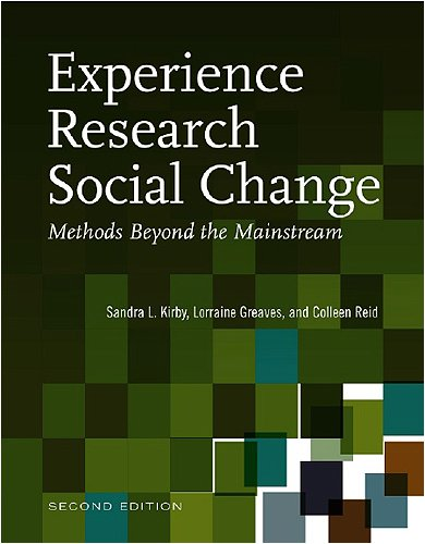 Experience Research Social Change Methods Beyond the Mainstream 2nd 2006 (Revised) edition cover