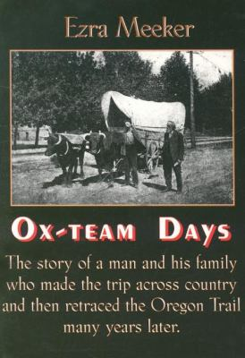 Ox-Team Days  N/A 9781557095565 Front Cover