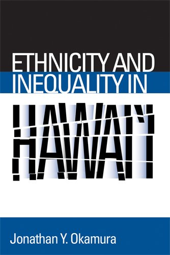 Ethnicity and Inequality in Hawai'i   2008 edition cover