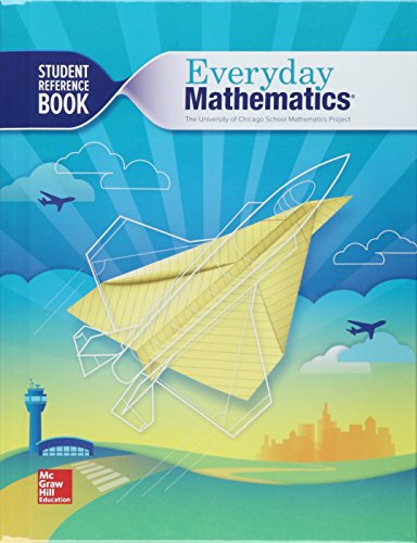 Everyday Math Student Reference Book 1st 9780021383566 Front Cover