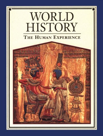 World History: The Human Experience  1994 9780028227566 Front Cover