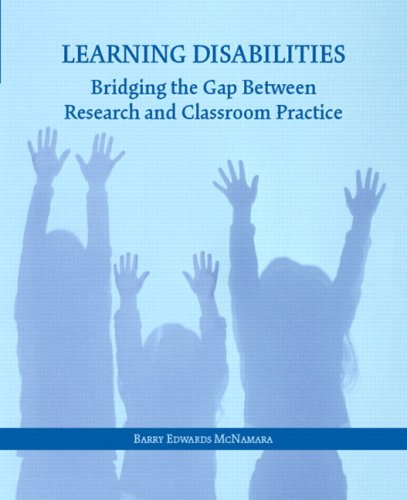 Learning Disabilities Bridging the Gap Between Research and Classroom Practice  2007 edition cover