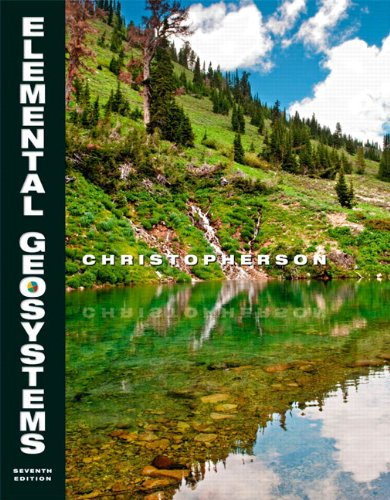 Elemental Geosystems  7th 2013 (Revised) 9780132698566 Front Cover