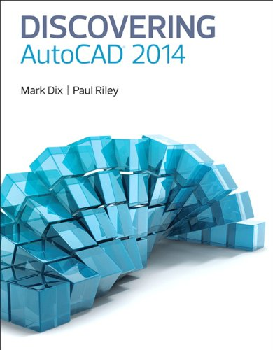 Discovering Autocad 2014:   2013 edition cover