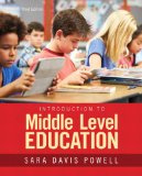 Introduction to Middle Level Education  3rd 2015 9780133831566 Front Cover