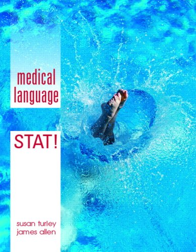 Medical Language STAT!   2009 9780135019566 Front Cover