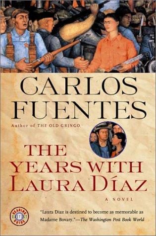 Anos con Laura Diaz   1999 edition cover