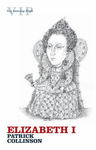 Elizabeth I   2007 9780199213566 Front Cover