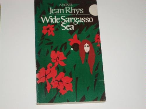 Wide Sargasso Sea  Reprint  edition cover