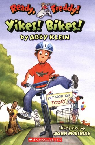 Yikes! Bikes!   2006 edition cover