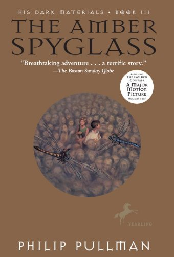 Amber Spyglass   2000 edition cover