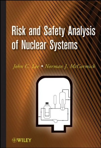 Risk and Safety Analysis of Nuclear Systems   2011 9780470907566 Front Cover