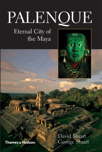 Palenque Eternal City of the Maya  2008 edition cover