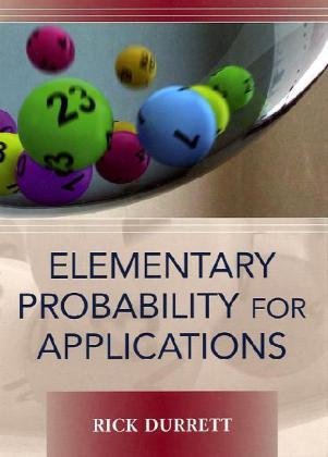 Elementary Probability for Applications   2009 edition cover