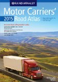 Rand Mcnally 2015 Motor Carriers Road Atlas:   2014 edition cover