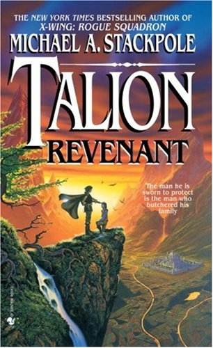 Talion Revenant N/A 9780553576566 Front Cover