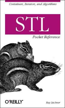 STL Pocket Reference   2003 edition cover