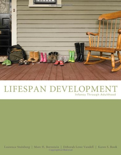 Lifespan Development   2011 edition cover