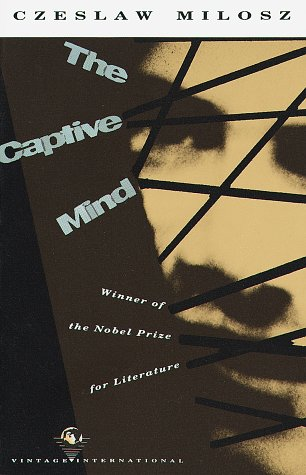Captive Mind  N/A edition cover