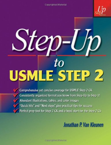 Step-Up to USMLE Step 2  2nd 2008 (Revised) edition cover