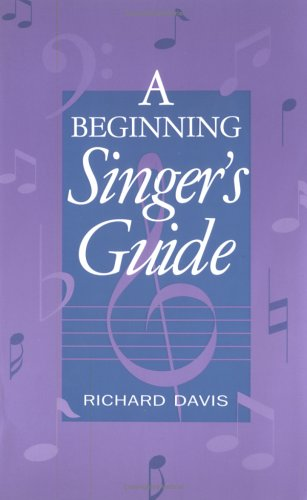 Beginning Singer's Guide   1999 edition cover