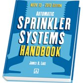 Automatic Sprinkler Systems Handbook   2010 edition cover