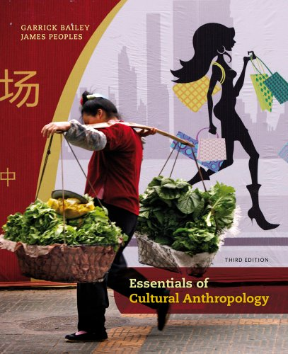 Essentials of Cultural Anthropology  3rd 2014 edition cover