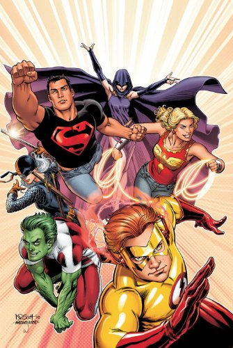 Teen Titans - Team Building   2011 9781401232566 Front Cover