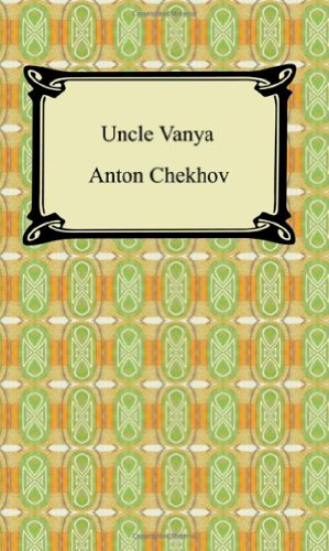 Uncle Vanya  N/A edition cover