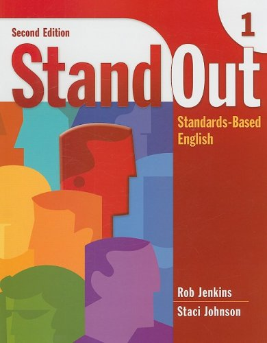 Standards-Based English  2nd 2009 edition cover