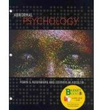 Abnormal Psychology   2010 edition cover