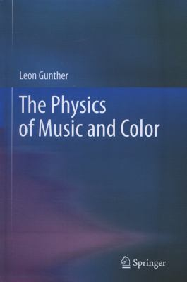Physics of Music and Color   2012 edition cover