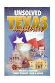 Unsolved Texas Mysteries  N/A 9781556222566 Front Cover