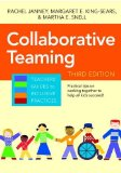 Collaborative Teaming, Third Edition 3rd 2015 edition cover