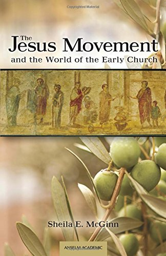 Jesus Movement and the World of the Early Church   2014 edition cover