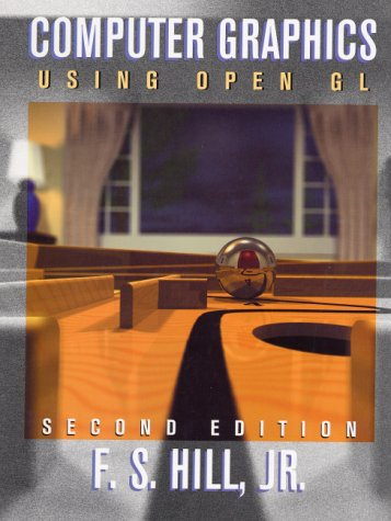 Computer Graphics Using Open GL  2nd 2001 edition cover
