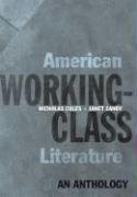 American Working-Class Literature An Anthology  2006 edition cover