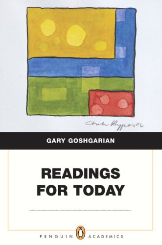 Readings for Today   2008 edition cover